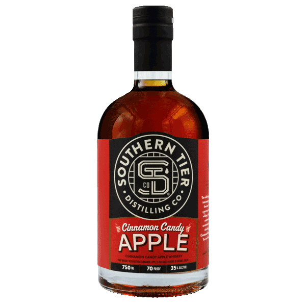Cinnamon Candy Apple Whiskey