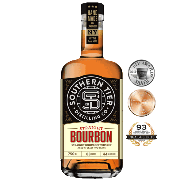 Straight Bourbon Whiskey