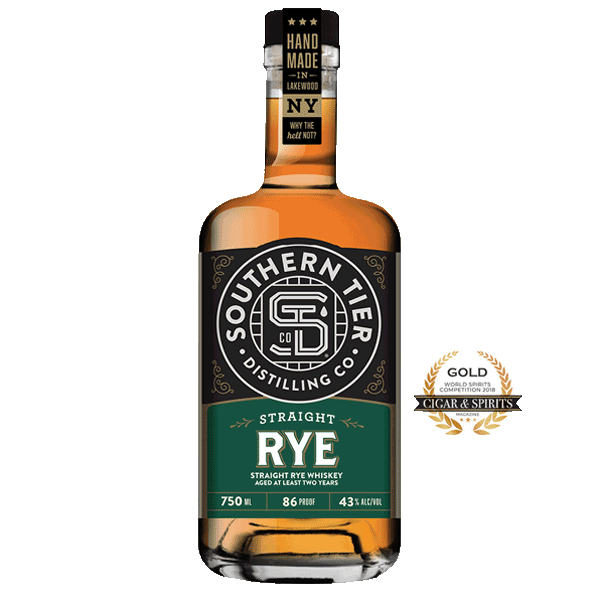 Straight Rye Whiskey